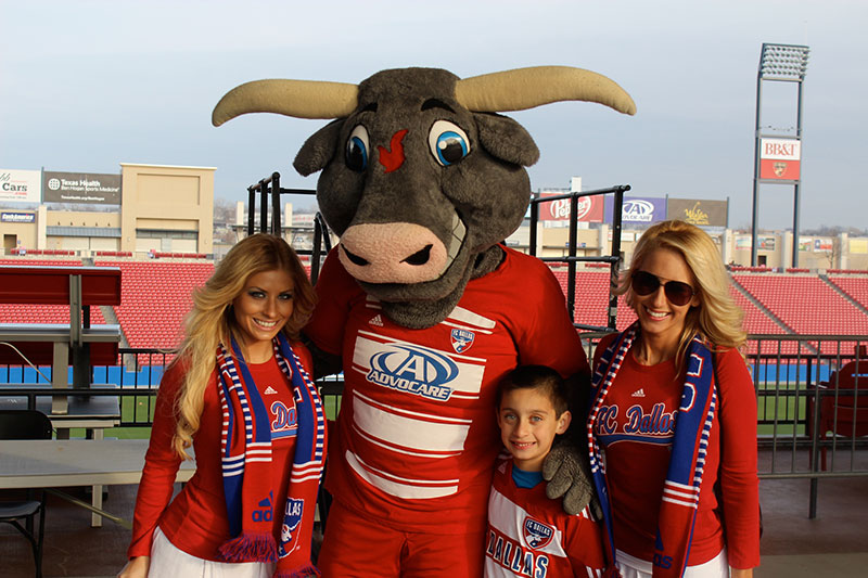 Image result for FC Dallas supporters